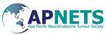 logo of Asia Pacific Neuroendocrine Tumor Society (NANETS)